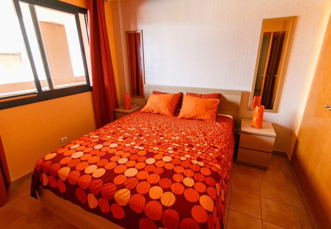 Apartamento en Playa Paraiso - Paraiso 1 SG FREE WIFI