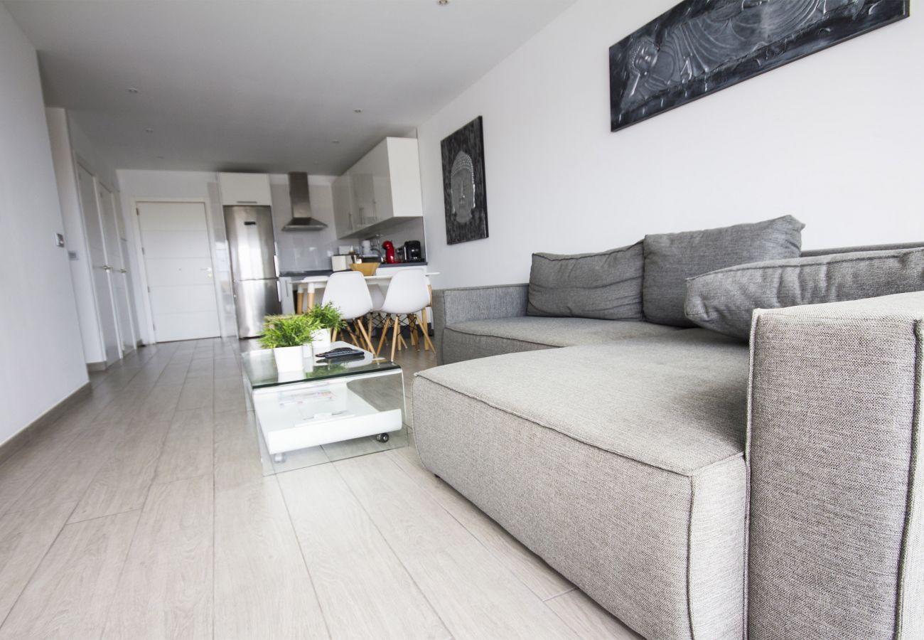 Apartamento en Playa Paraiso - Club Paraiso 105 FREE WIFI