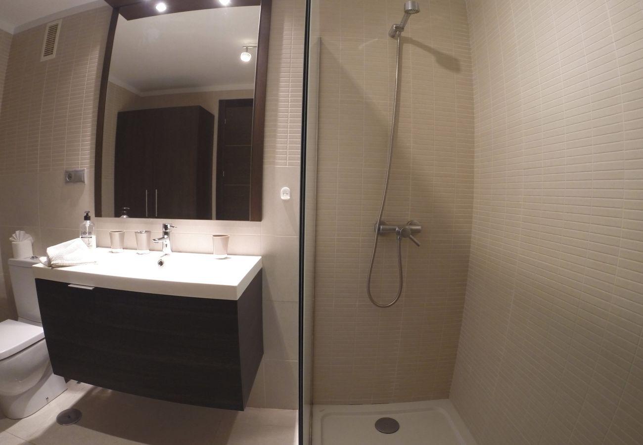Apartamento en Playa Paraiso - Horno RI FREE WIFI