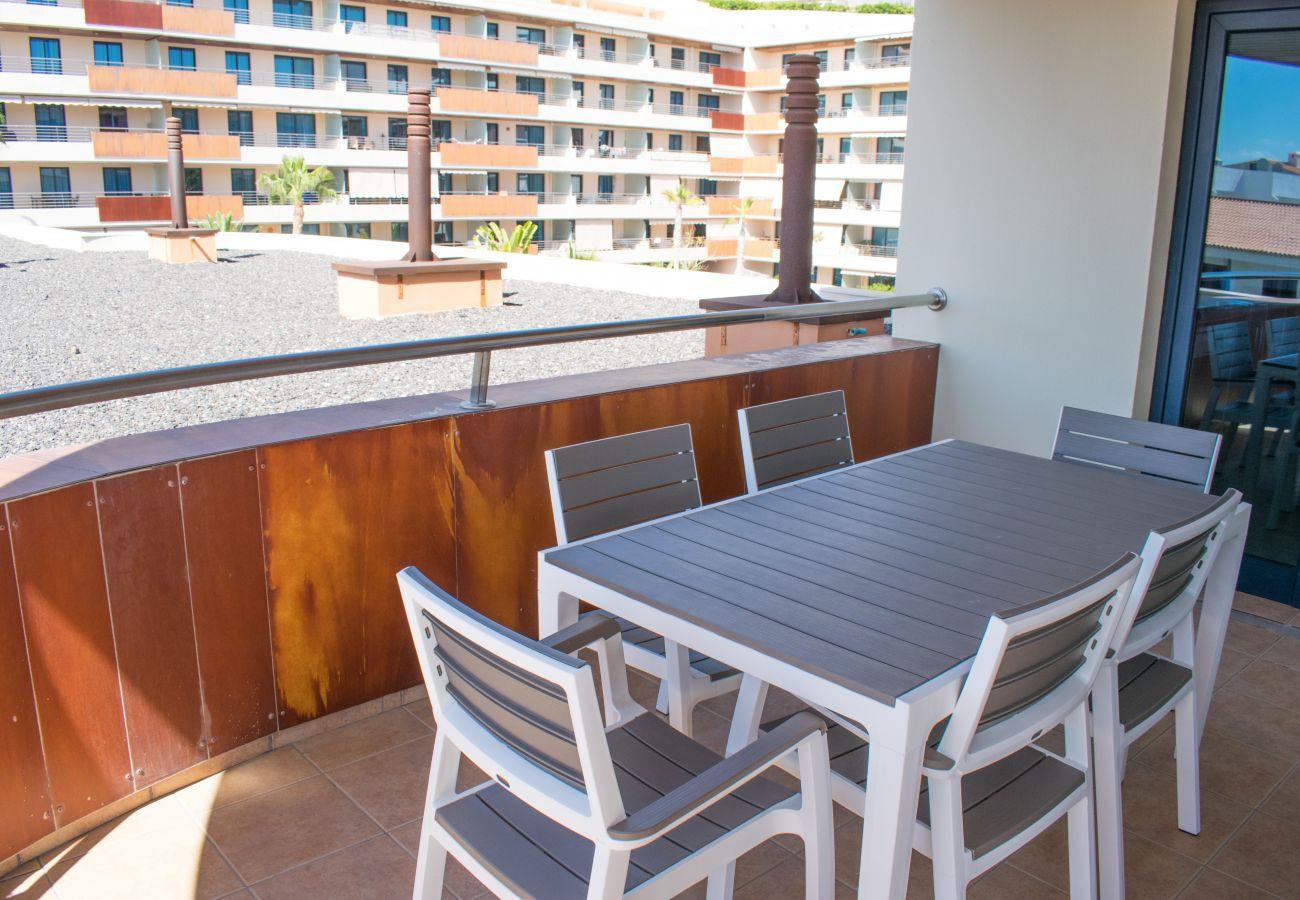 Apartamento en Puerto de Santiago - Balcon Los Gigantes FREE WIFI