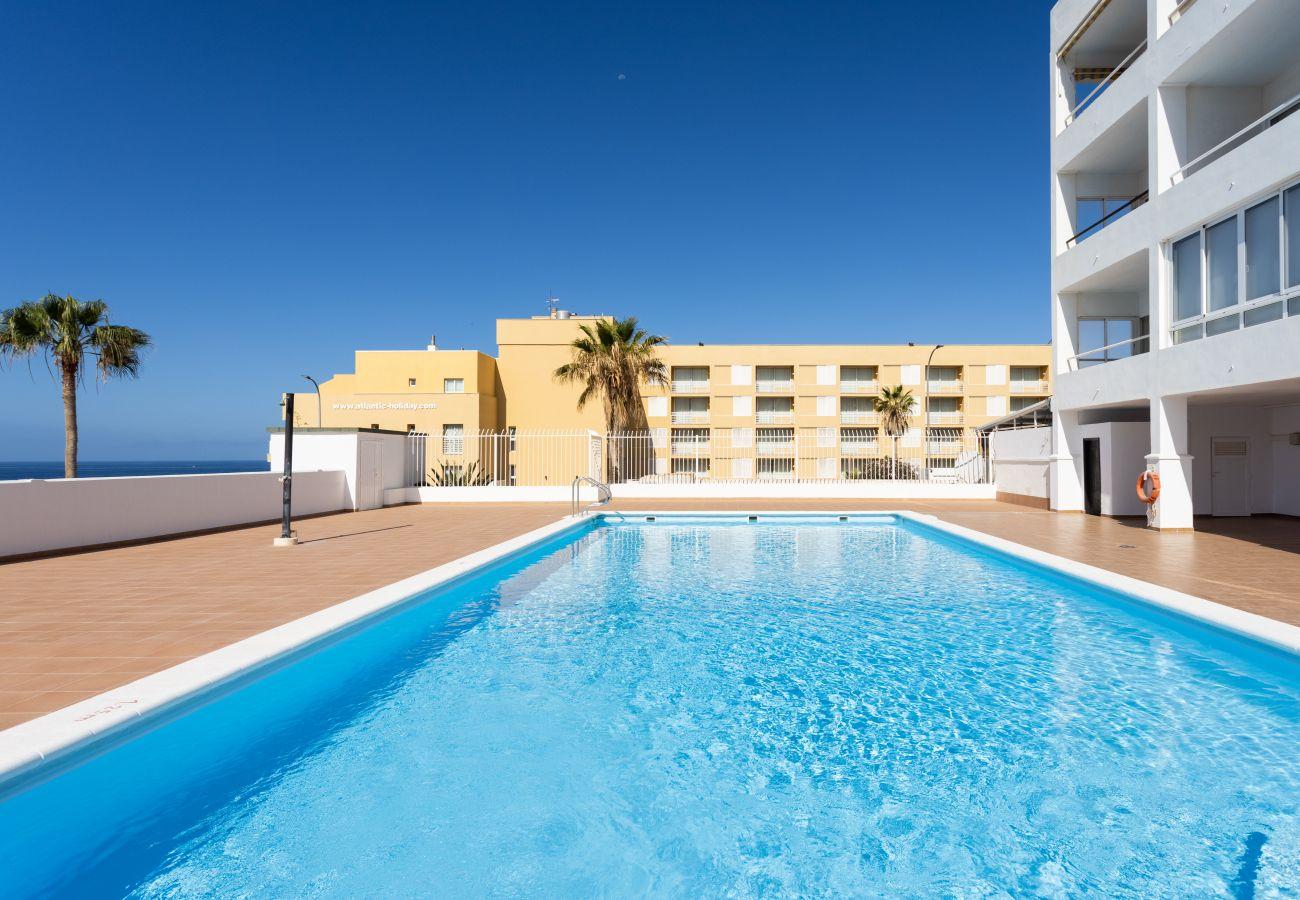 Apartamento en Callao Salvaje - Ancla Sea View FREE WIFI