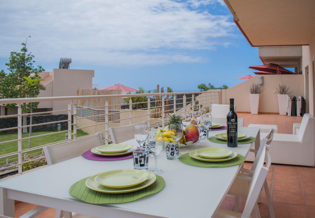 Apartamento en Puerto de Santiago - Lajas De Chapin FREE WIFI