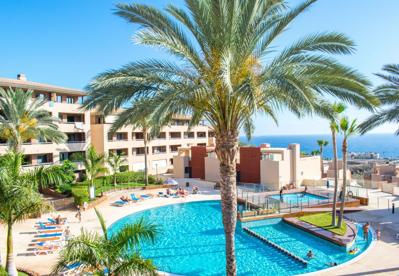 Apartamento en Playa Paraiso - Paraiso II EQ FREE WIFI