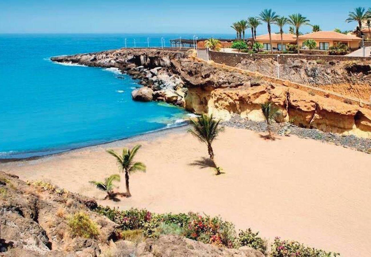 Apartamento en Playa Paraiso - Paraiso II JF FREE WIFI
