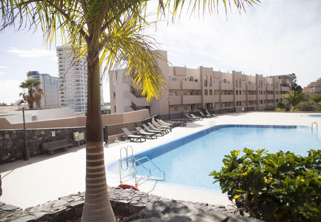 Apartamento en Playa Paraiso - Horno CL FREE WIFI
