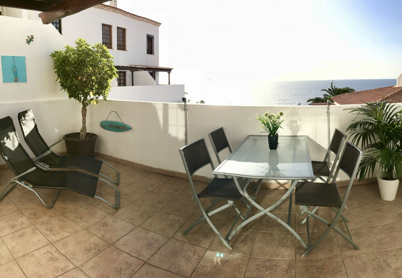 Apartamento en Puerto de Santiago - Elita el varadero FREE WIFI