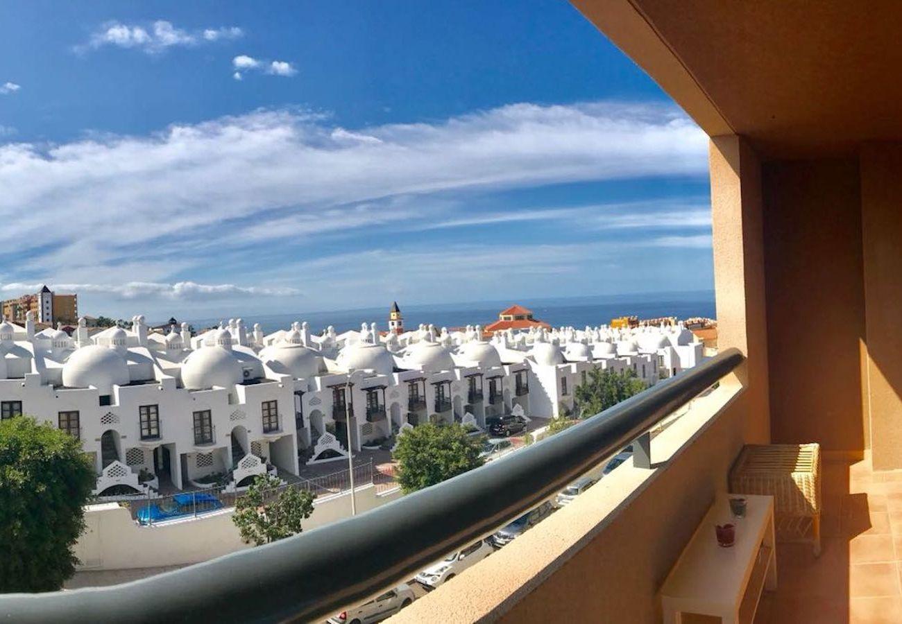 Apartamento en Playa Paraiso - Paraiso II AG FREE WIFI