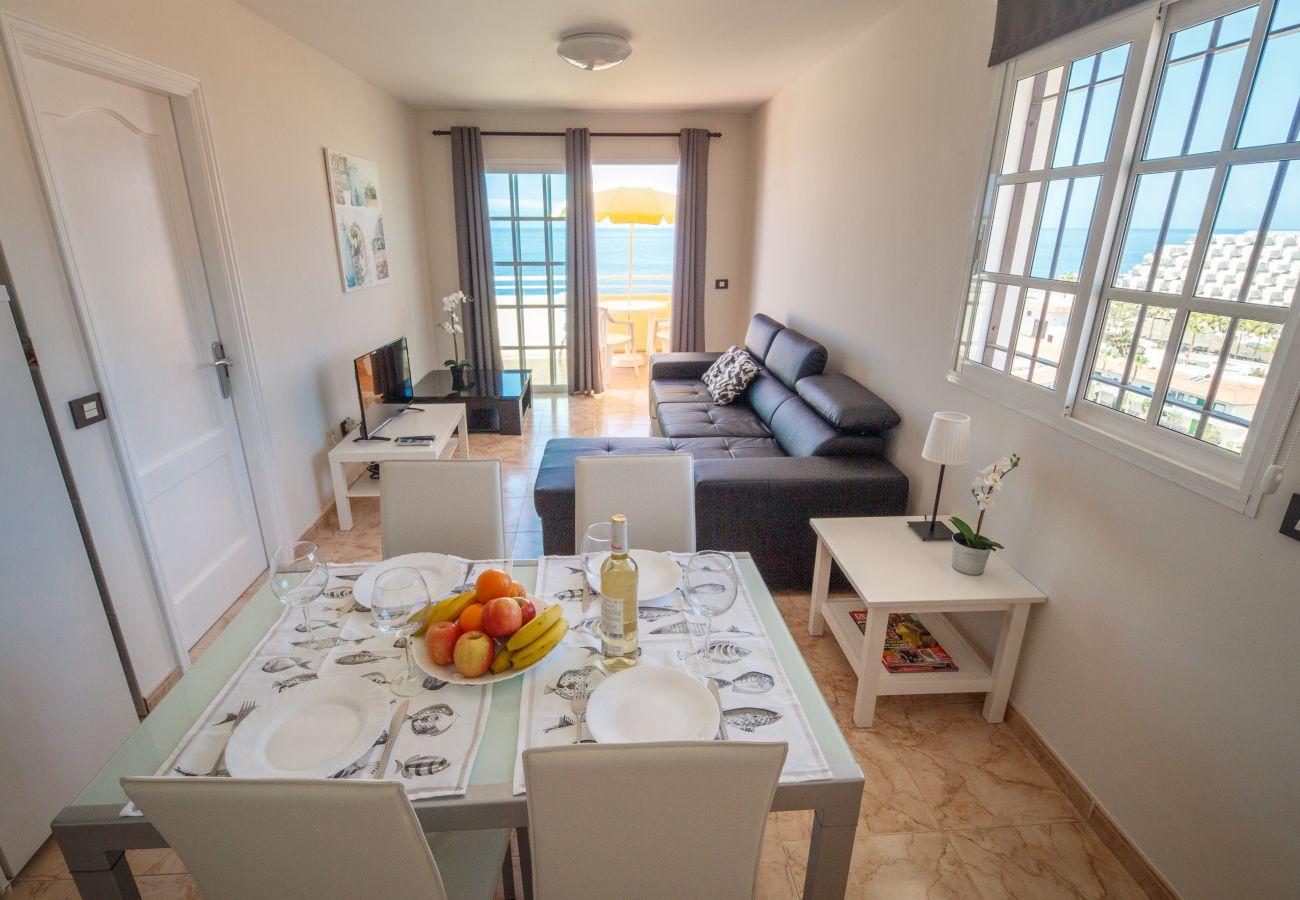 Apartamento en Santiago del Teide - Arena del Sol 6 FREE WIFI