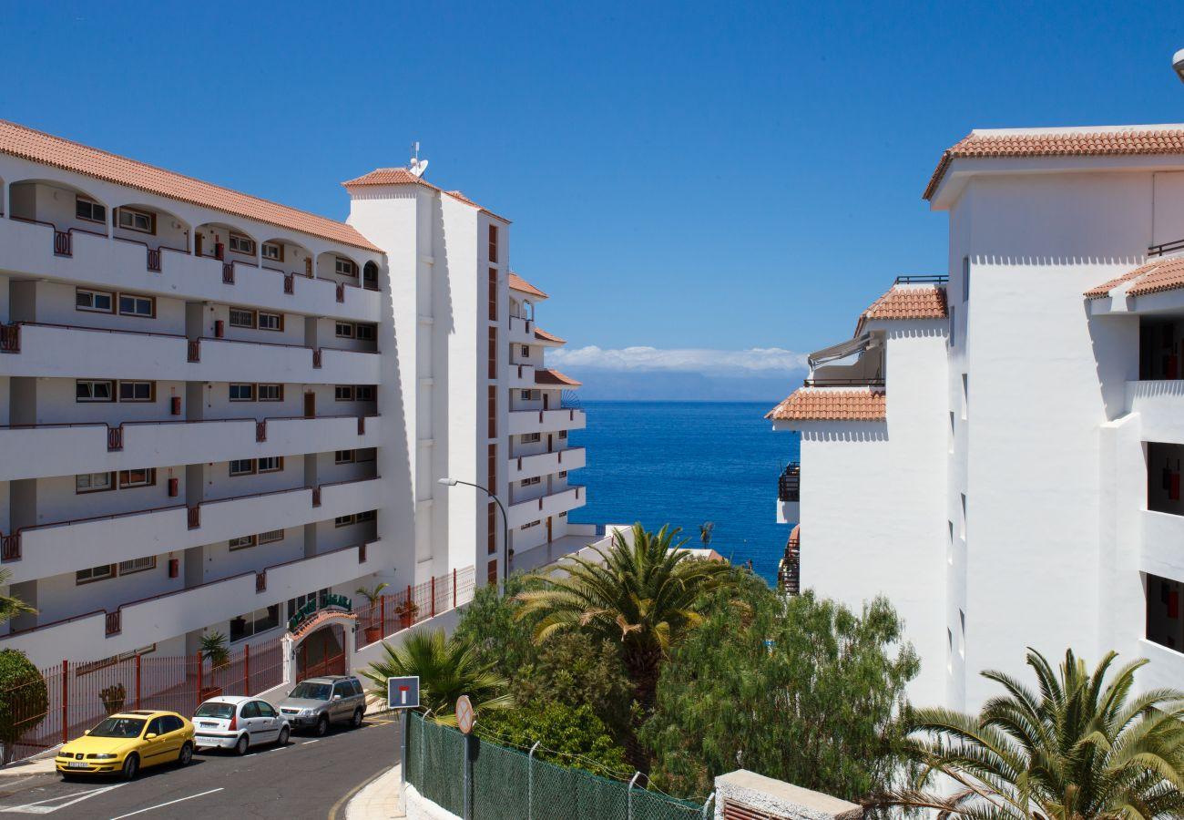 Apartamento en Santiago del Teide - Arena del Sol 1 FREE WIFI