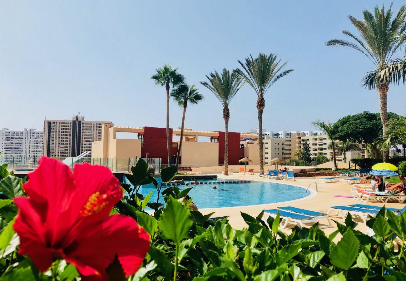 Apartamento en Playa Paraiso - Paraiso II Casa Julia FREE WIFI
