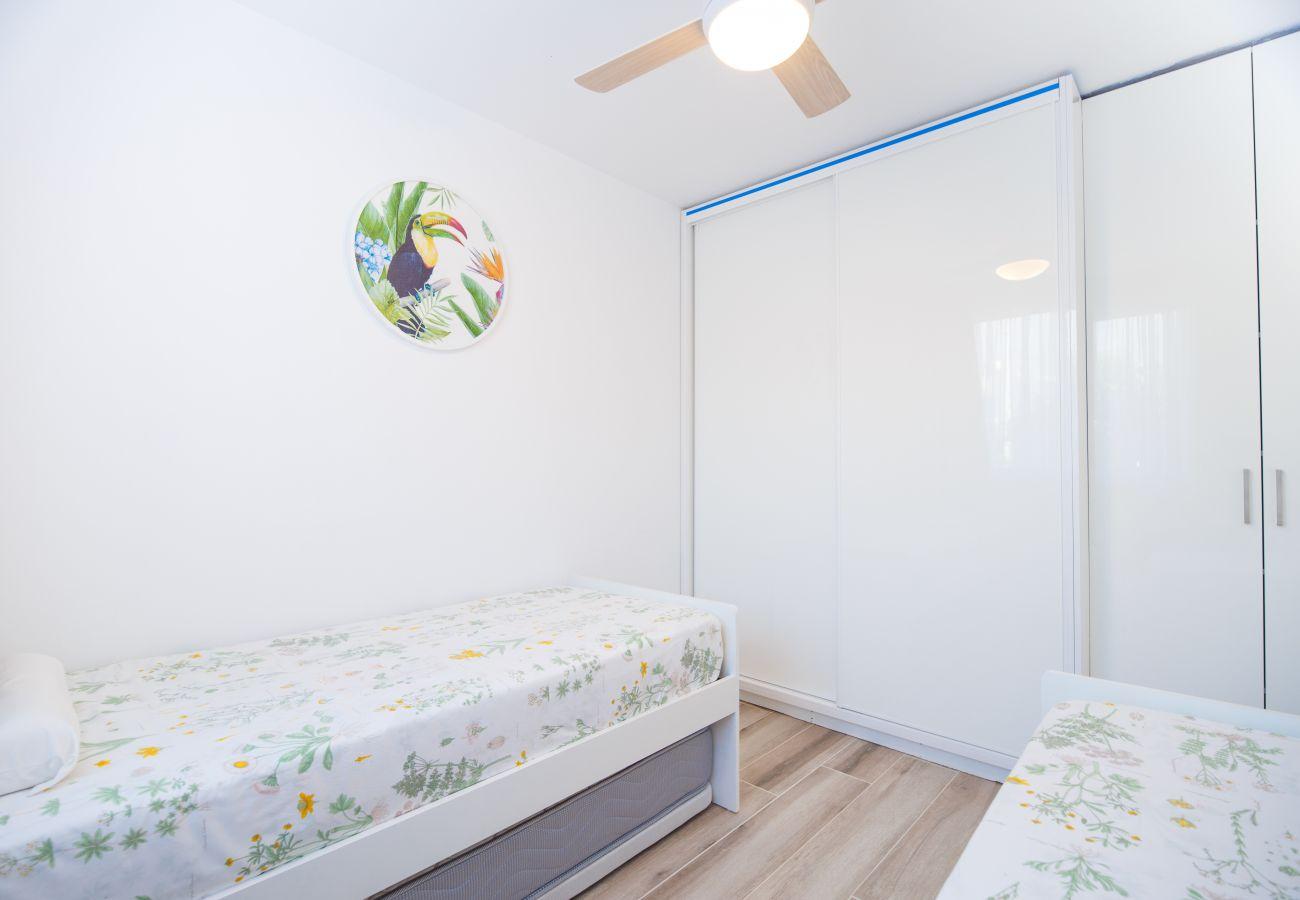Casa adosada en Callao Salvaje - Sueño Azul Life FREE WIFI