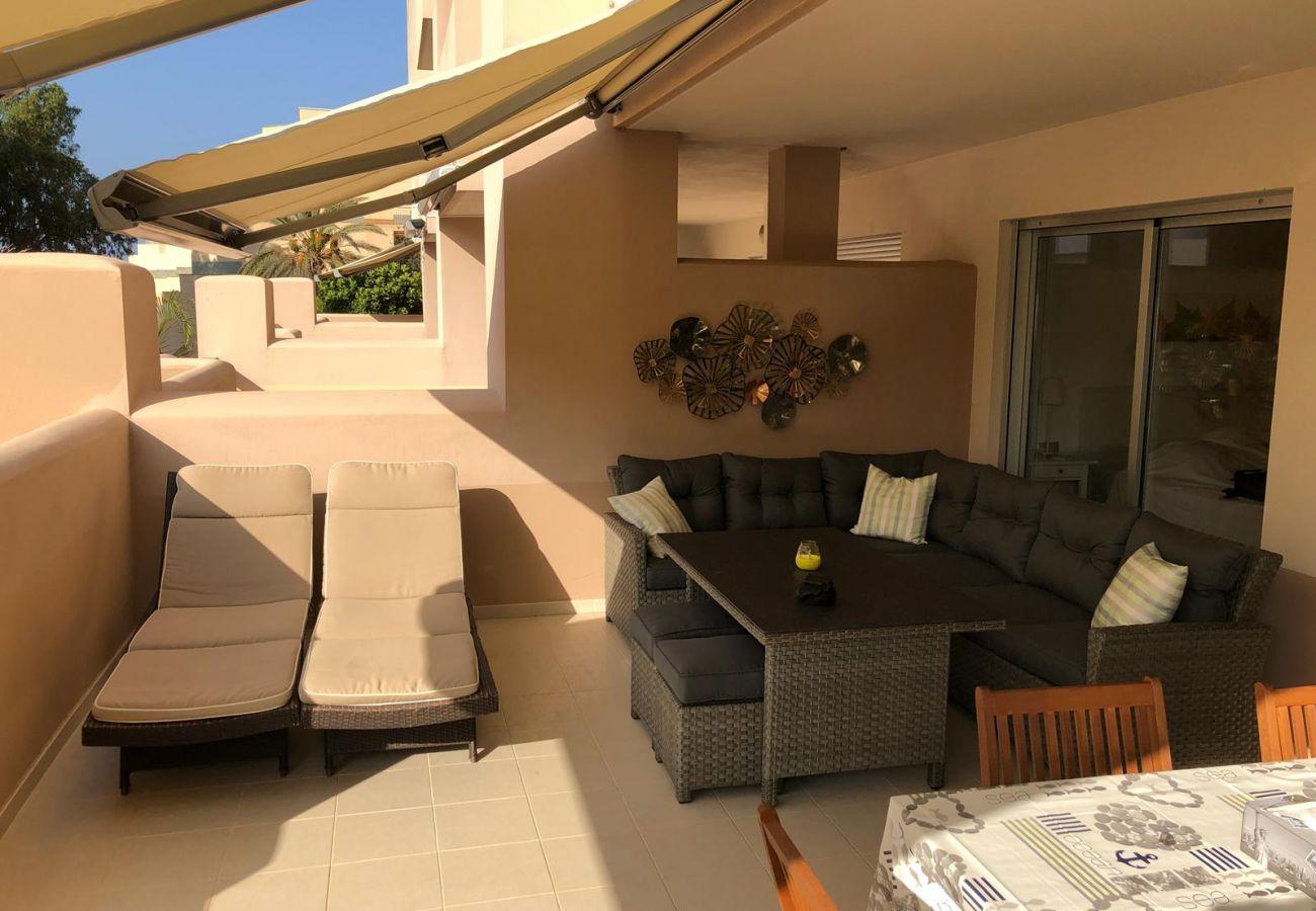 Apartamento en Playa Paraiso - Horno CW FREE WIFI