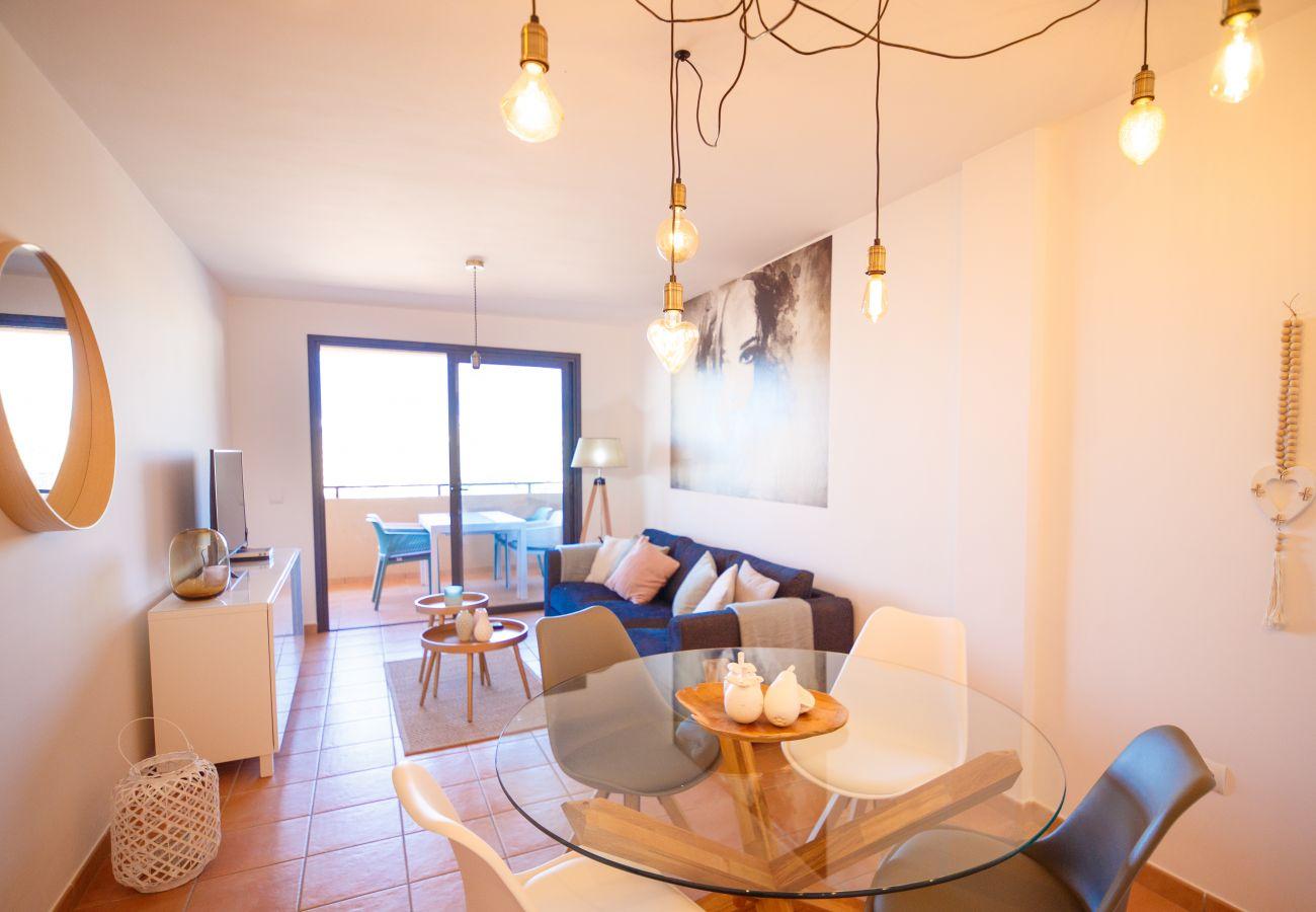 Apartamento en Playa Paraiso - Paraiso II SS FREE WIFI
