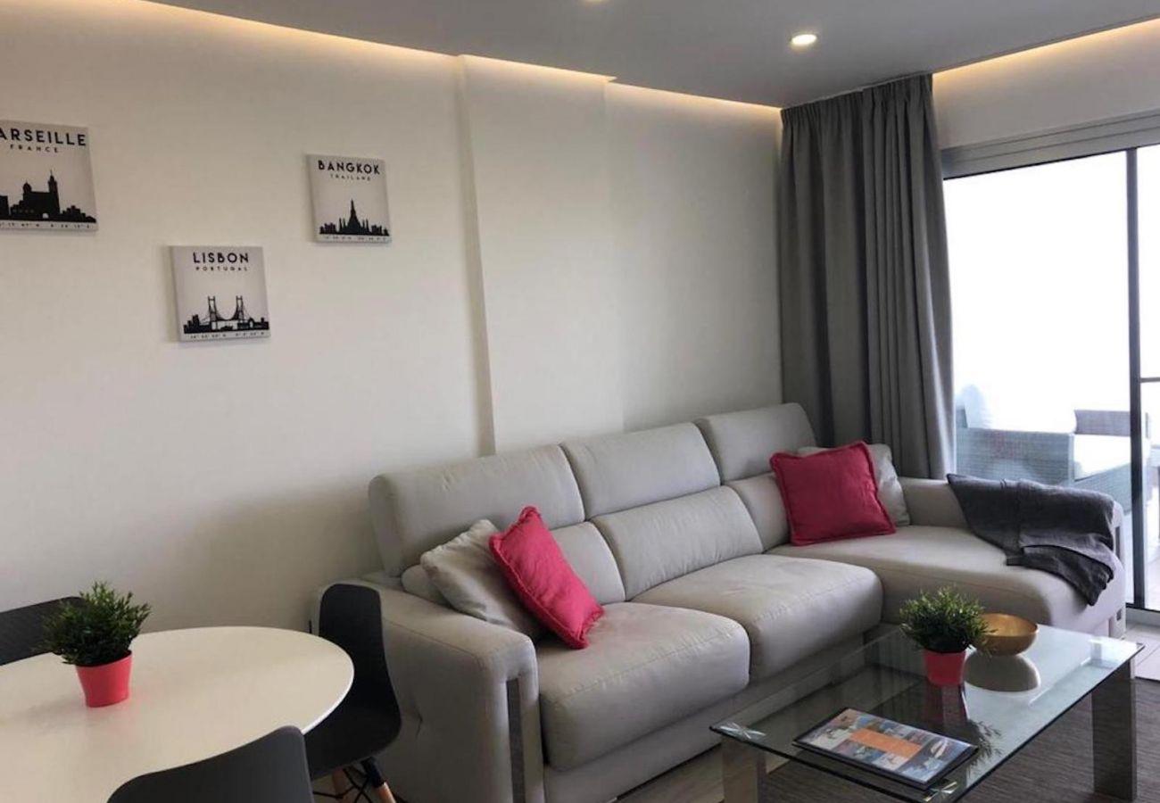 Apartamento en Playa Paraiso - Ocean Garden FS FREE WIFI