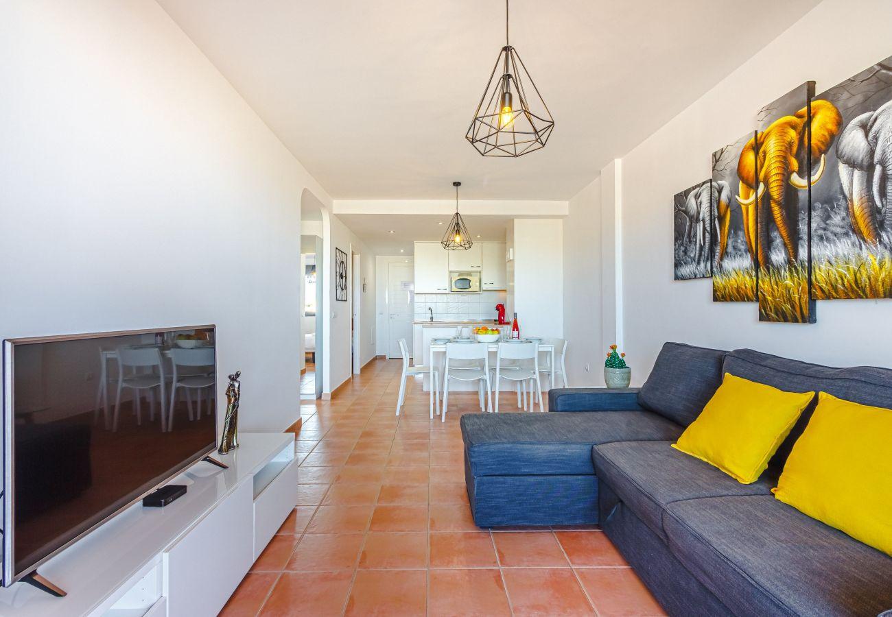 Apartamento en Playa Paraiso - Paraiso II FH FREE WIFI