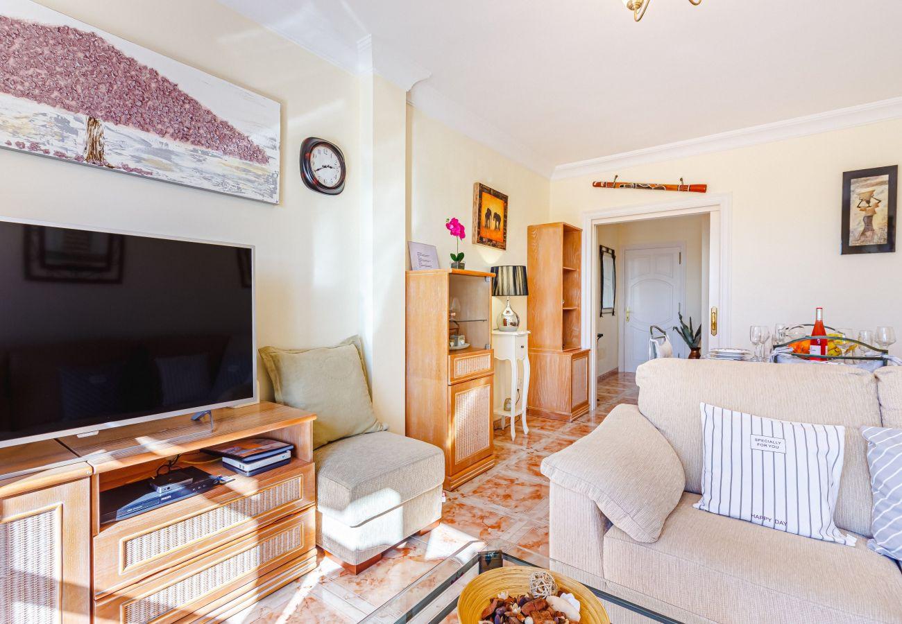 Apartamento en Costa Adeje - Benimar FREE WIFI