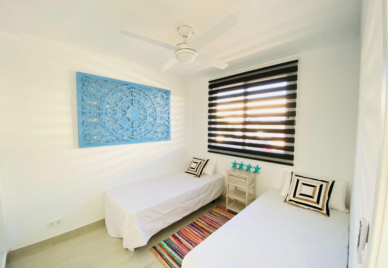 Casa adosada en Callao Salvaje - Amazing Sunset View House FREE WIFI