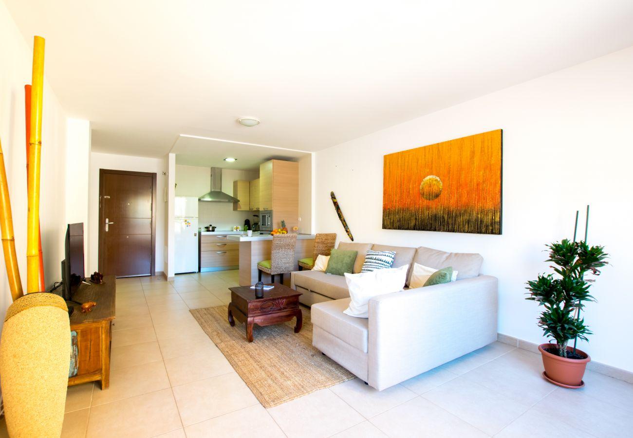 Apartamento en El Palmar - Cosy Palm-Mar FREE WIFI