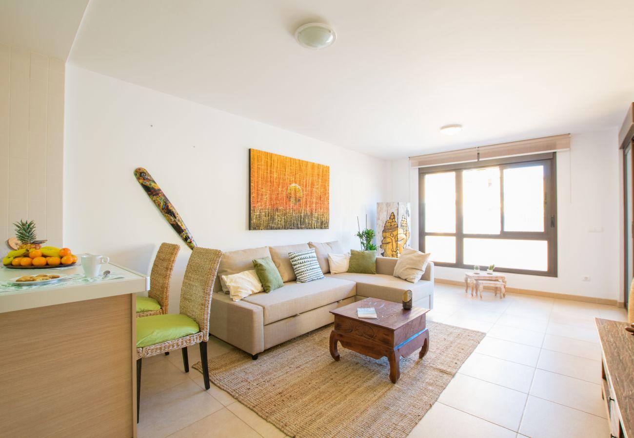 Apartamento en Palm - Mar - Cosy Palm-Mar FREE WIFI