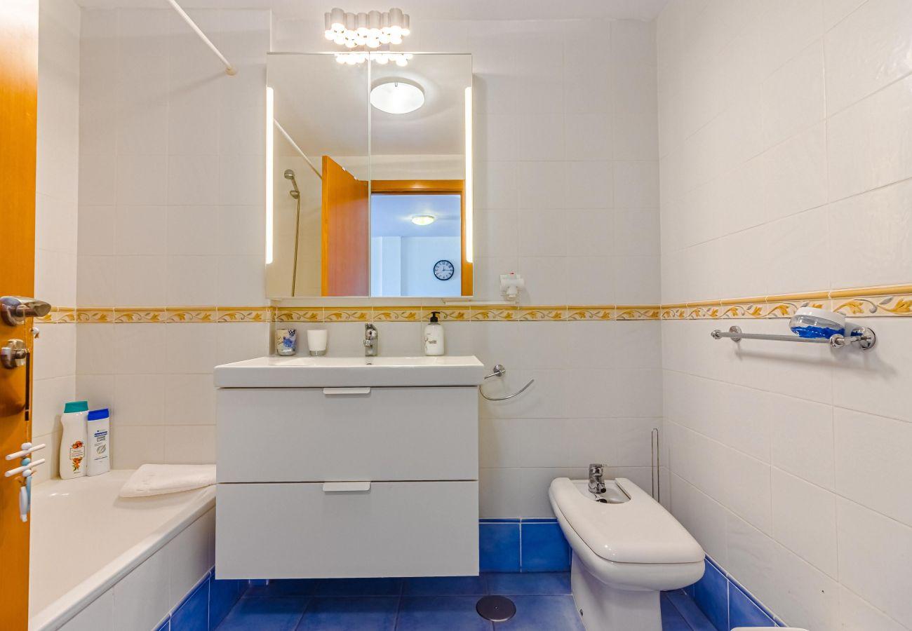 Apartamento en Playa Paraiso - Paraiso II MW FREE WIFI