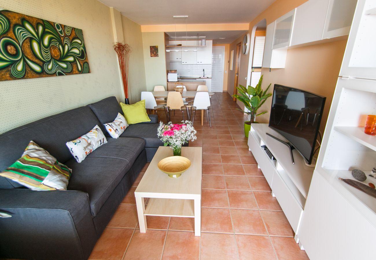 Apartment in Playa Paraiso - Paraiso 1 SG FREE WIFI