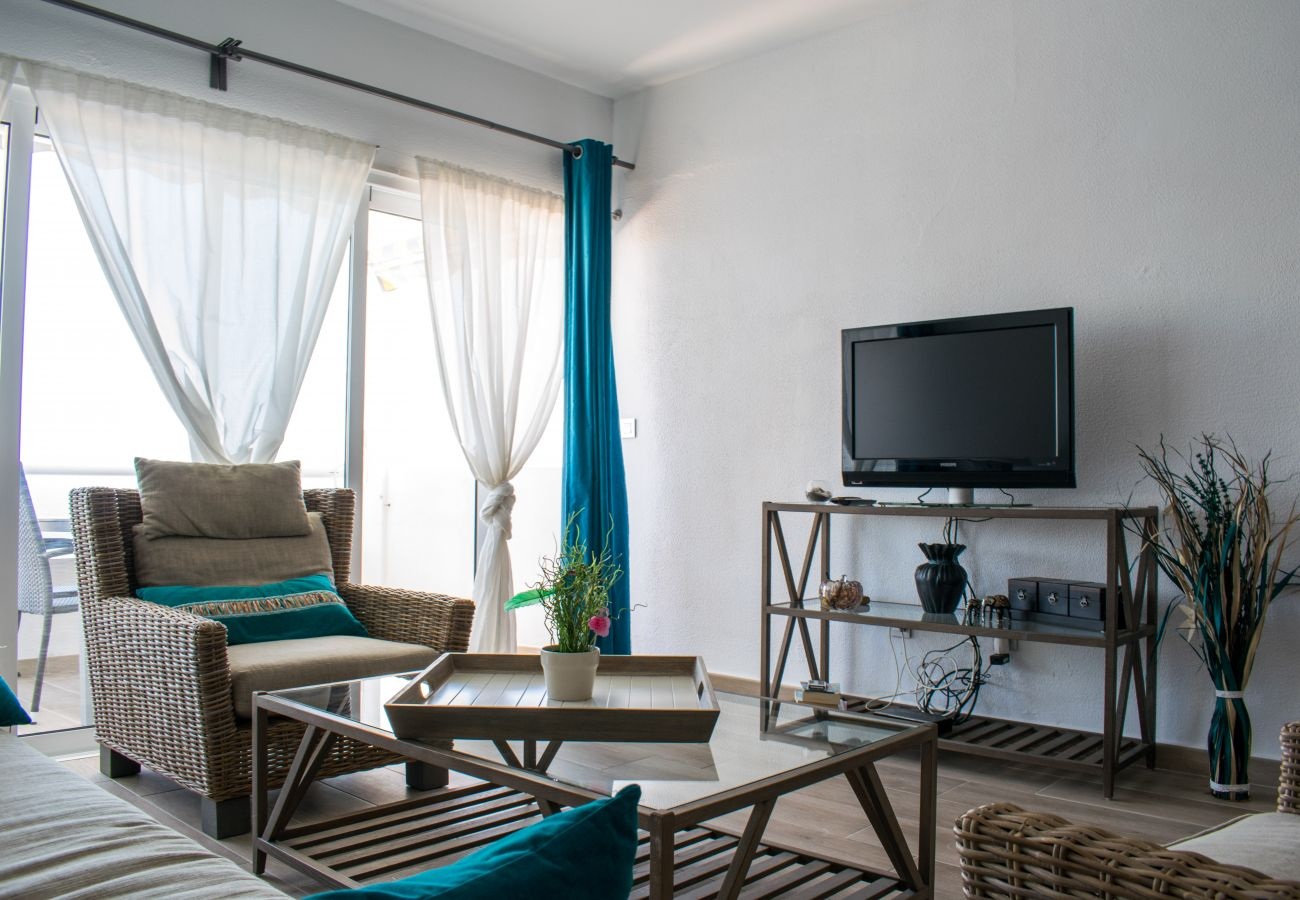 Apartment in Callao Salvaje - Ancla views FREE WIFI