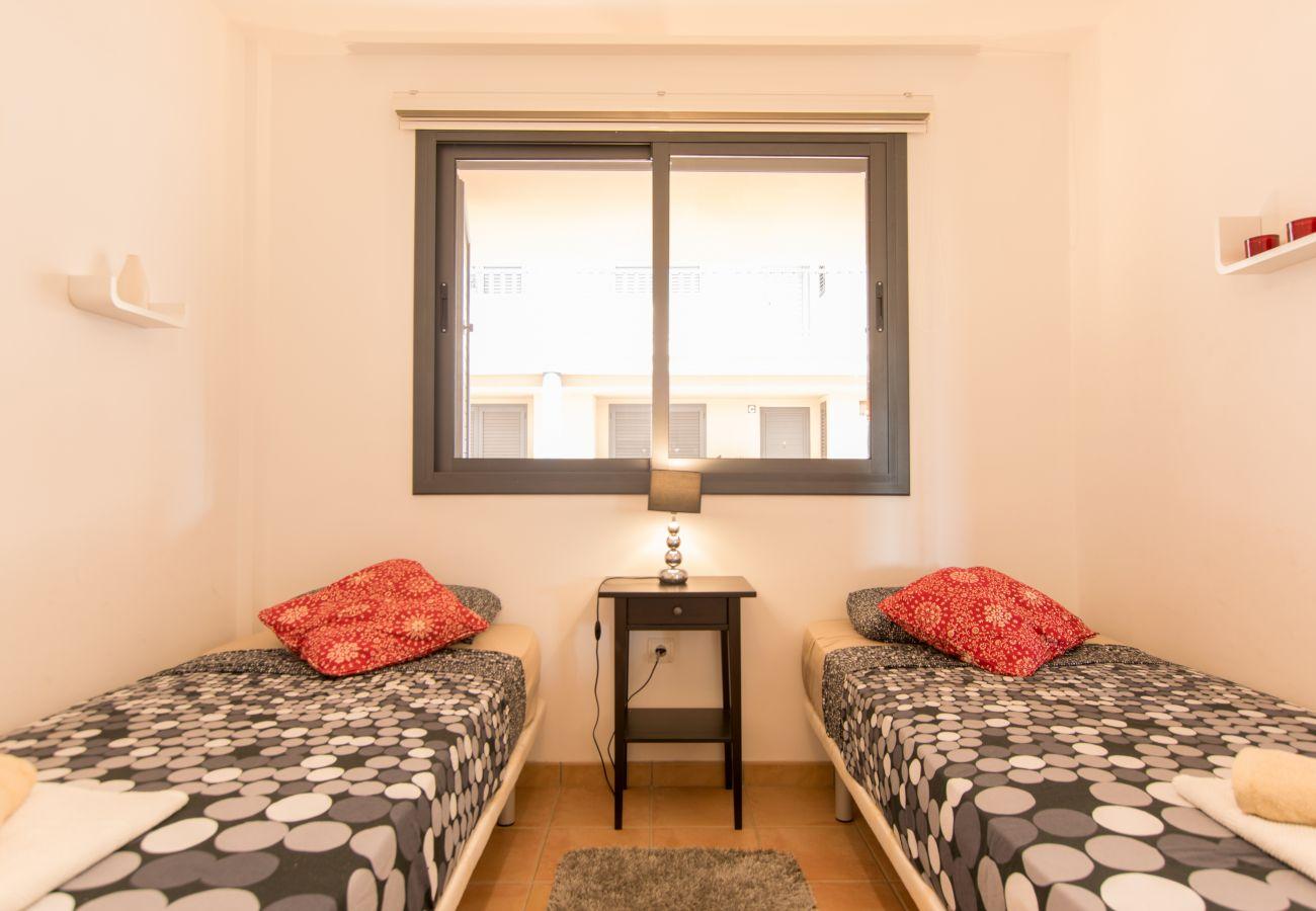 Apartment in Playa Paraiso - Paraiso II CL FREE WIFI