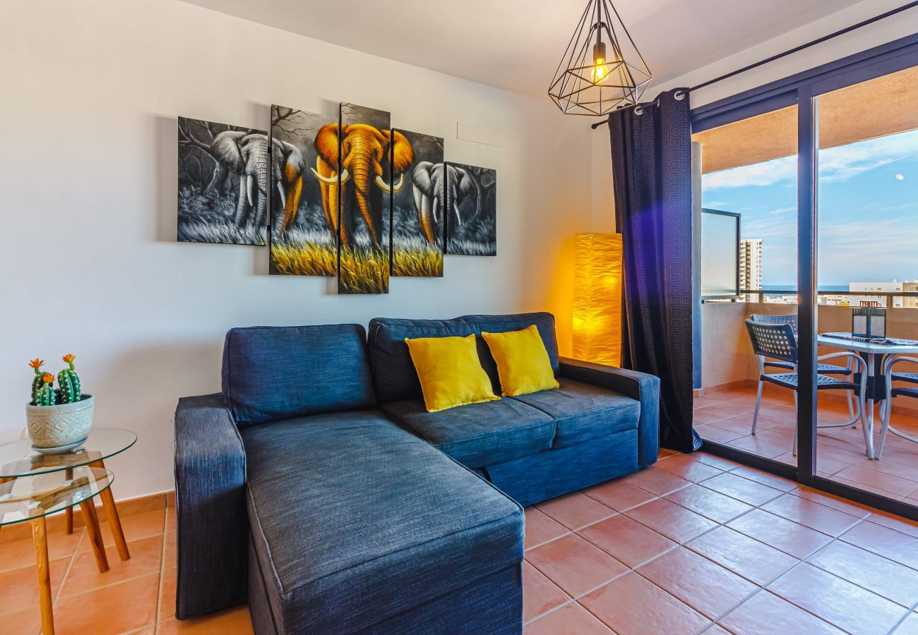 Apartment in Playa Paraiso - Paraiso II FH FREE WIFI