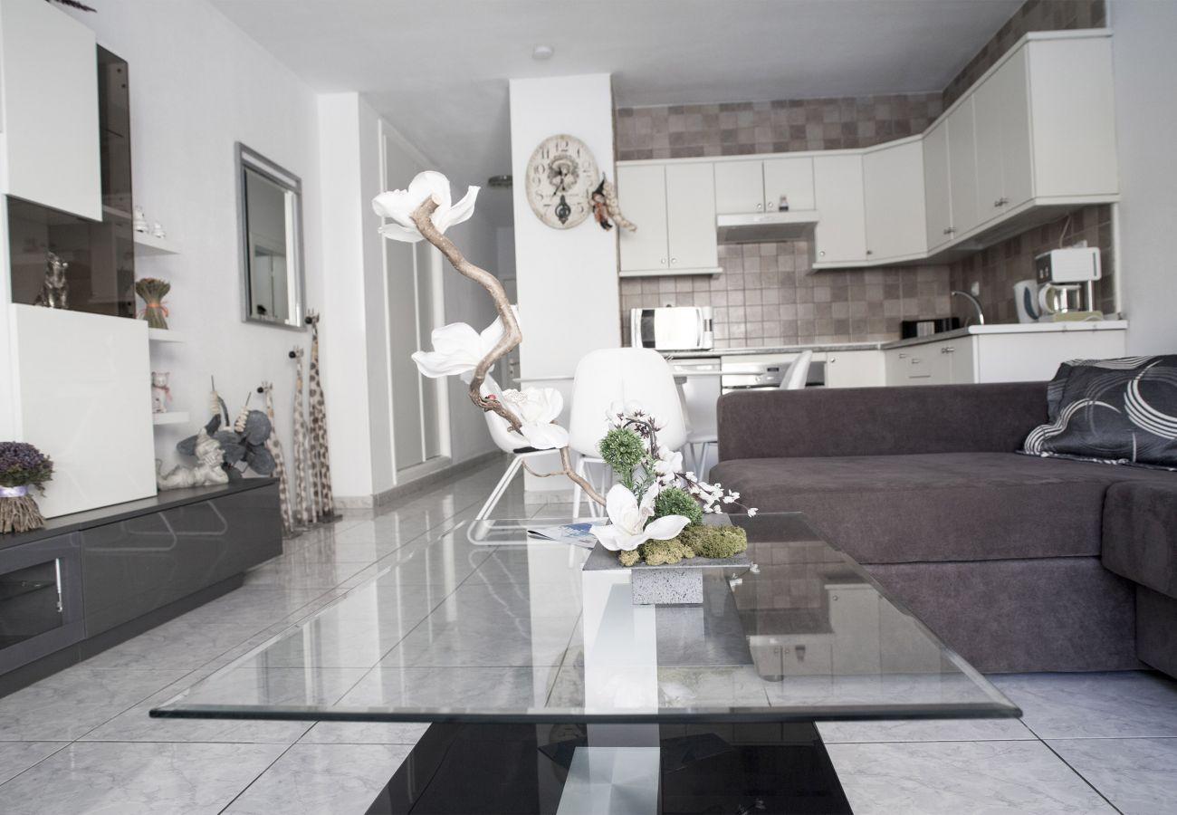 Appartement à Costa Adeje - Mareverde FREE WIFI