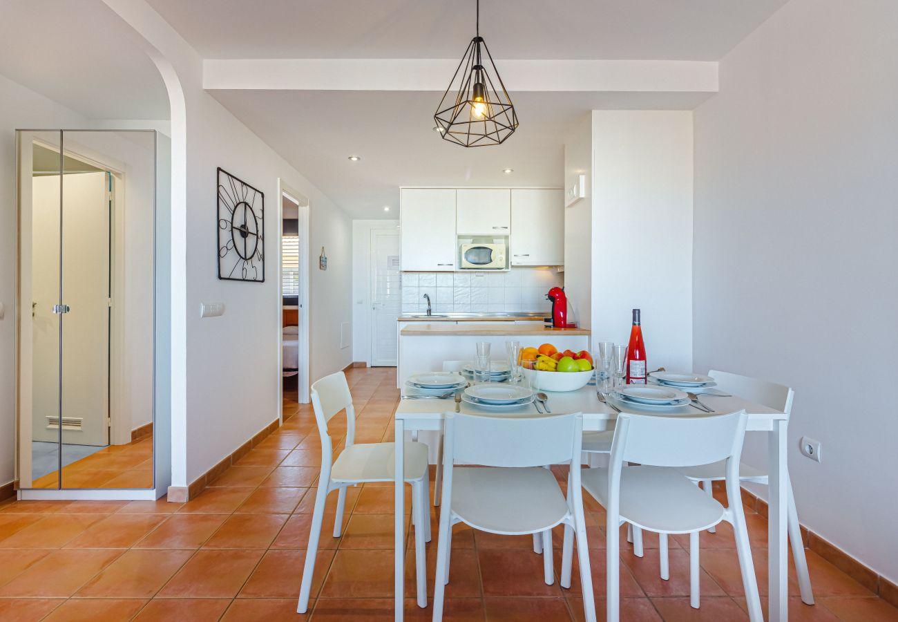 Appartement à Playa Paraiso - Paraiso II FH FREE WIFI